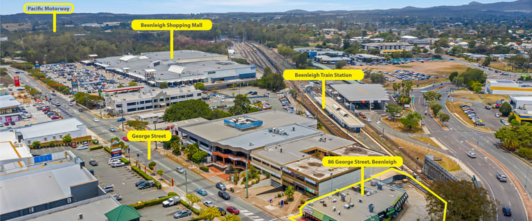 Retail commercial property for lease at Shop 1/86 George Street Beenleigh QLD 4207