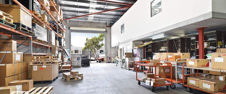 Industrial / Warehouse commercial property for lease at Units 2&3/19 Northumberland Road Caringbah NSW 2229