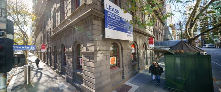 Offices commercial property for lease at 520 Bourke Street Melbourne VIC 3000