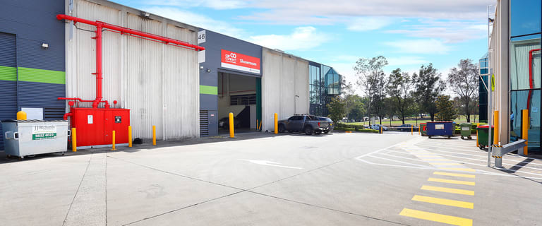 Offices commercial property for lease at 46/2 Slough Avenue Silverwater NSW 2128