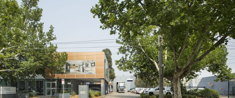 Industrial / Warehouse commercial property for lease at 3/77 Salmon Street Port Melbourne VIC 3207