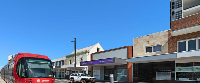 Offices commercial property for lease at 485 Hunter Street Newcastle NSW 2300