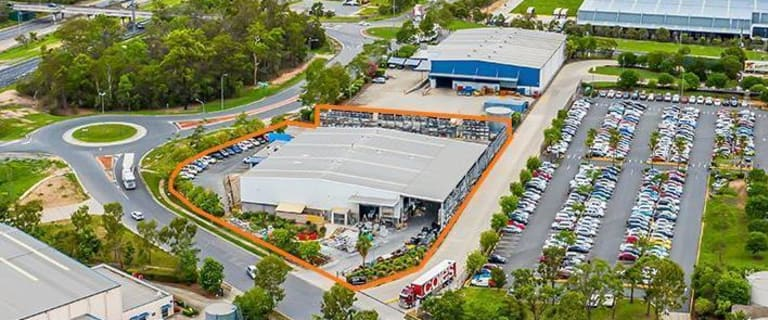 Factory, Warehouse & Industrial commercial property for sale at 2 Stradbroke Street Heathwood QLD 4110