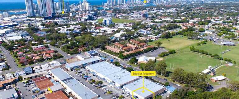 Showrooms / Bulky Goods commercial property for sale at 27/3-15 Jackman Street Southport QLD 4215