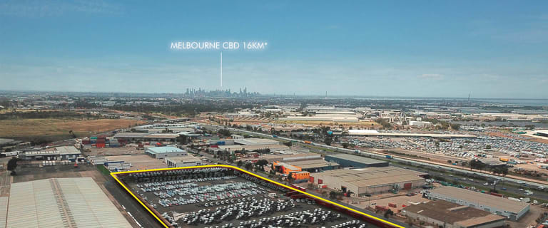 Development / Land commercial property for lease at 26-50 Cherry Lane Laverton North VIC 3026