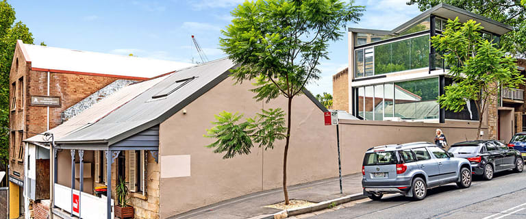 Showrooms / Bulky Goods commercial property for lease at Entire Building/27 PYRMONT STREET Pyrmont NSW 2009