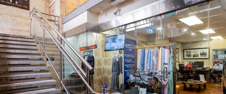 Retail commercial property for lease at GF/233 Macquarie Street Sydney NSW 2000