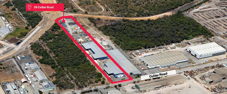Factory, Warehouse & Industrial commercial property for lease at 39 Cutler Road Jandakot WA 6164