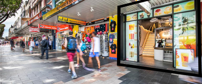 Shop & Retail commercial property for lease at 2A & 2D The Corso Manly NSW 2095