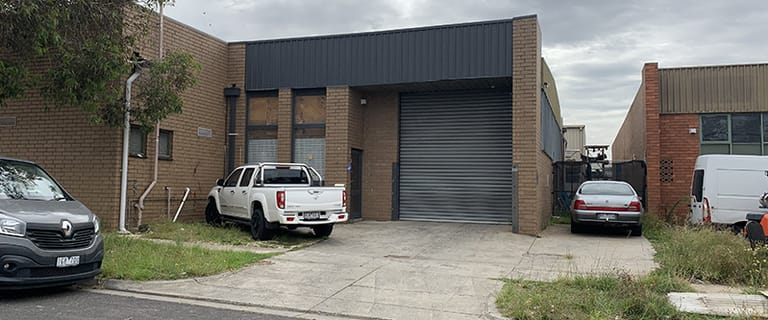 Factory, Warehouse & Industrial commercial property leased at 3/60 Kirkham Road West Keysborough VIC 3173