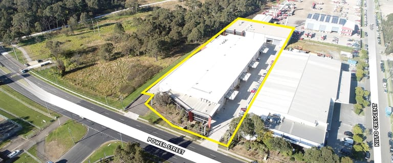 Factory, Warehouse & Industrial commercial property for lease at 1/170 Power Street Glendenning NSW 2761