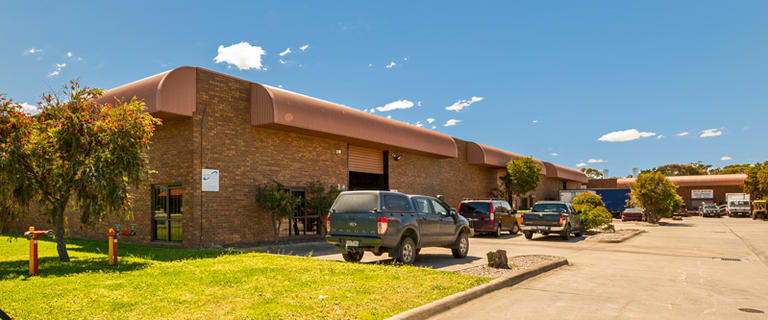 Industrial / Warehouse commercial property for lease at 4/13-17 Crawford Street Braeside VIC 3195