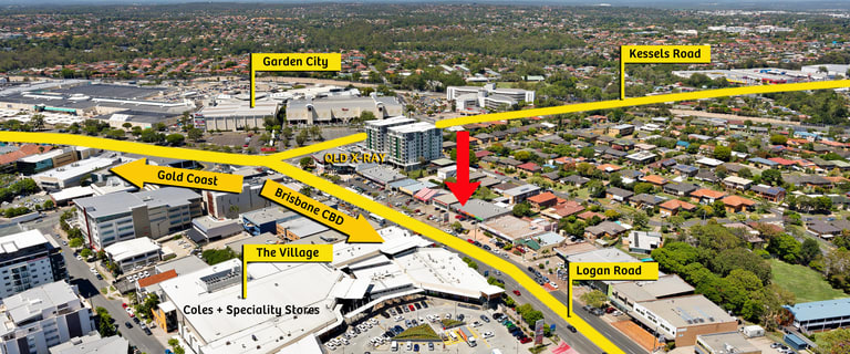Offices commercial property for lease at 2/1957-1961 Logan Road Upper Mount Gravatt QLD 4122