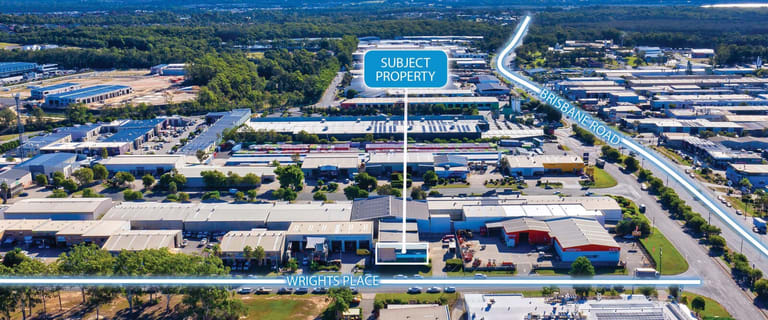 Factory, Warehouse & Industrial commercial property for lease at Unit 1, 7 Wrights Place Arundel QLD 4214