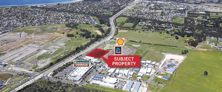 Shop & Retail commercial property for lease at SHRM 1,2,3/10-12 Winki Way Torquay VIC 3228