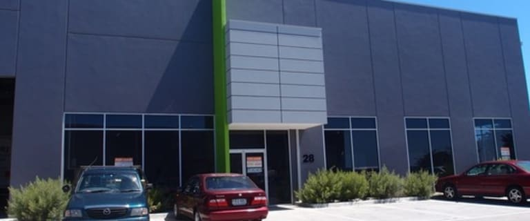 Factory, Warehouse & Industrial commercial property for lease at 28/684-700 Frankston Dandenong Road Carrum Downs VIC 3201