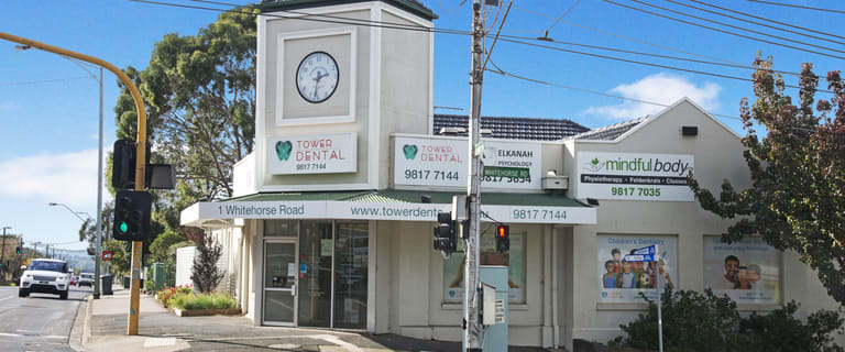 Offices commercial property for lease at 1 Whitehorse Road Balwyn VIC 3103