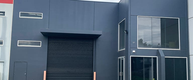 Factory, Warehouse & Industrial commercial property leased at 37 Cyber Loop Dandenong VIC 3175