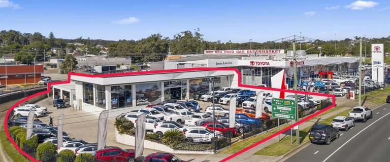 Shop & Retail commercial property for sale at 46-48 Macquarie Road Cardiff NSW 2285