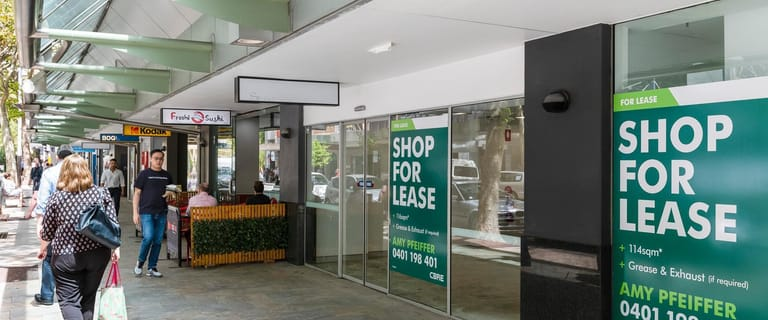 Shop & Retail commercial property for lease at Shops 1 & 2/111 Pacific Highway North Sydney NSW 2060