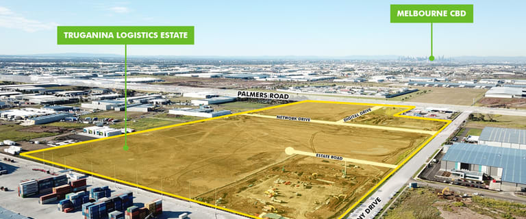 Factory, Warehouse & Industrial commercial property for lease at Truganina Logistics Estate/285 Palmers Road Truganina VIC 3029