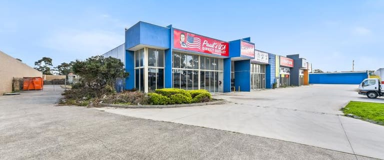 Showrooms / Bulky Goods commercial property for lease at Unit 1/28-38 Frankston Dandenong Road Dandenong South VIC 3175