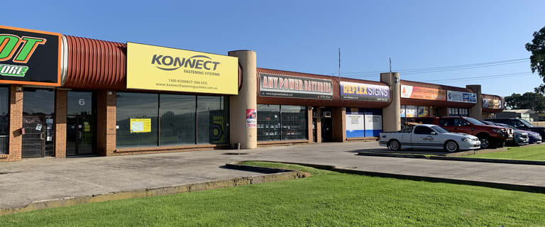 Showrooms / Bulky Goods commercial property for lease at 6/234-238 Frankston Dandenong Road Dandenong VIC 3175