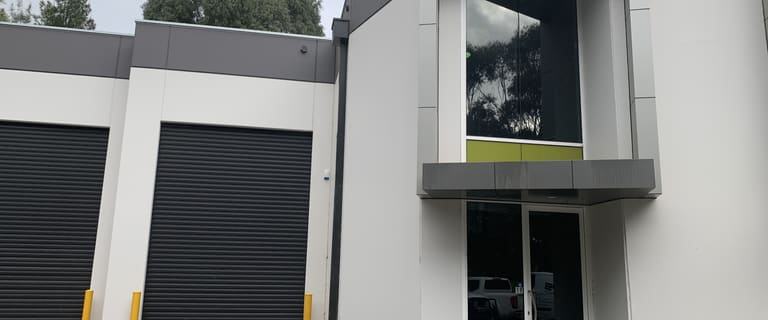 Factory, Warehouse & Industrial commercial property for lease at 19/18 Prospect Place Boronia VIC 3155