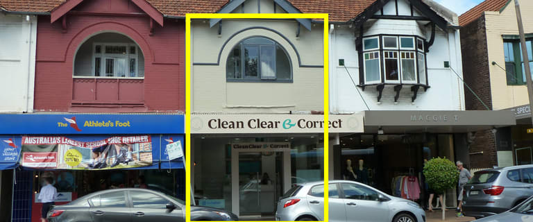 Shop & Retail commercial property for lease at 856 Military Road Mosman NSW 2088