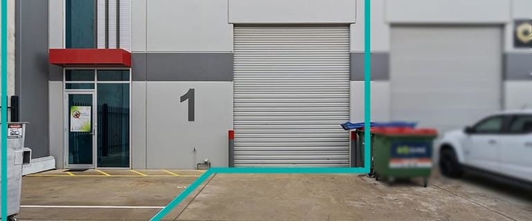 Factory, Warehouse & Industrial commercial property for lease at Unit 1/51 Willandra Epping VIC 3076