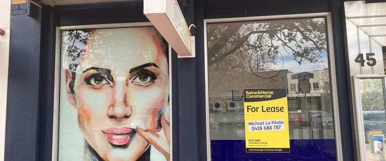 Shop & Retail commercial property for lease at 45 Jardine Street Kingston ACT 2604