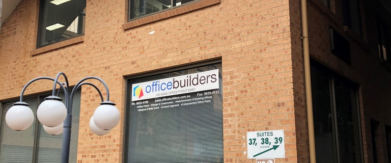 Offices commercial property for lease at 31/2 O'Connell  Street Parramatta NSW 2150