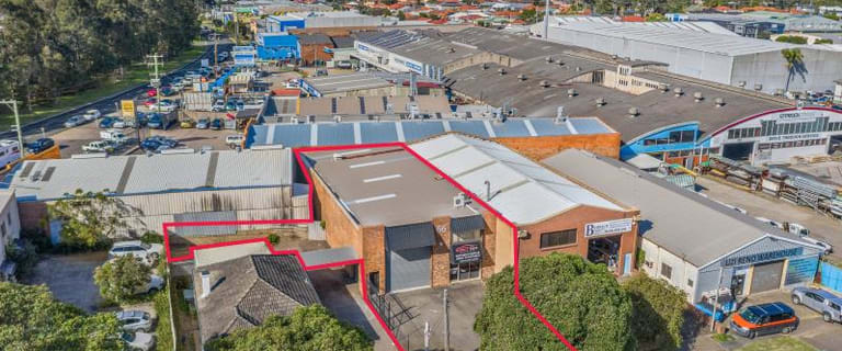 Factory, Warehouse & Industrial commercial property for lease at 66 Orlando Road Lambton NSW 2299