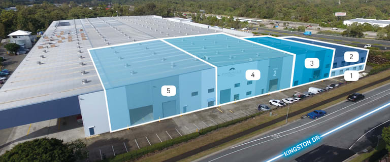 Factory, Warehouse & Industrial commercial property for lease at 58 Kingston Drive Helensvale QLD 4212