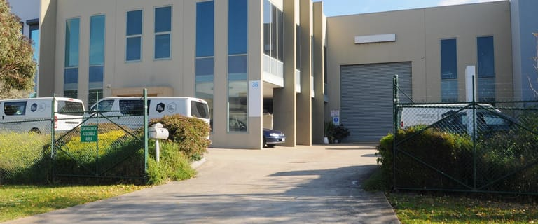 Factory, Warehouse & Industrial commercial property for lease at 36 Lillee Crescent Tullamarine VIC 3043