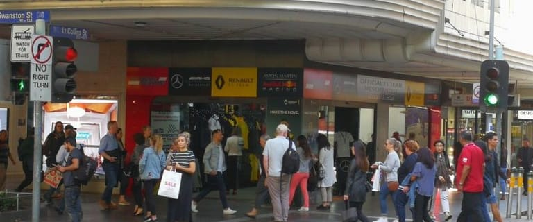 Shop & Retail commercial property for lease at 125-133 Swanston Street Melbourne VIC 3000