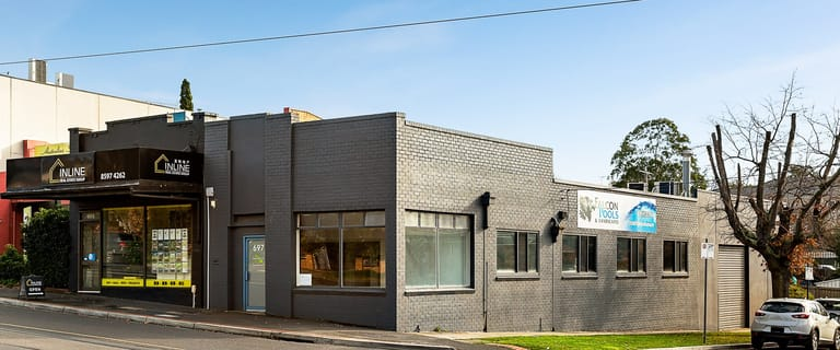 Offices commercial property for lease at 697 Whitehorse Road Mont Albert VIC 3127