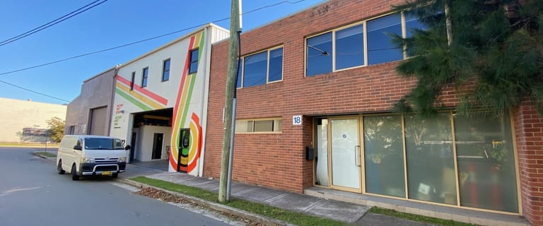 Factory, Warehouse & Industrial commercial property for lease at 1299 Botany Road Mascot NSW 2020
