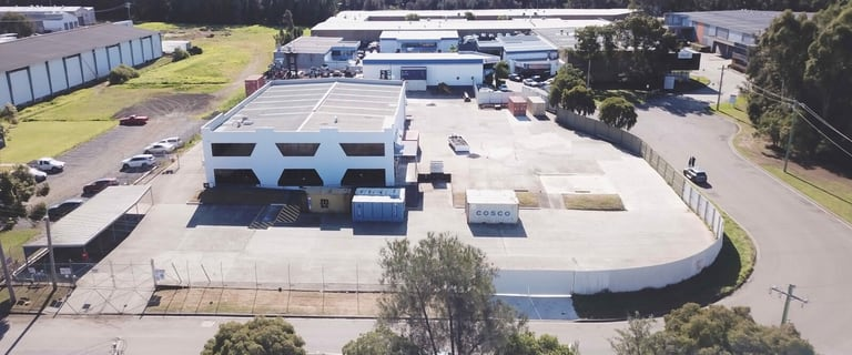 Factory, Warehouse & Industrial commercial property for lease at 21 Chifley Street Smithfield NSW 2164