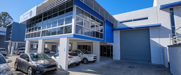 Factory, Warehouse & Industrial commercial property for lease at Unit 5/507 Olsen Avenue Southport QLD 4215