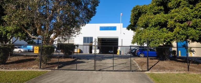 Factory, Warehouse & Industrial commercial property for lease at Unit 2/6 Telford Place Arundel QLD 4214