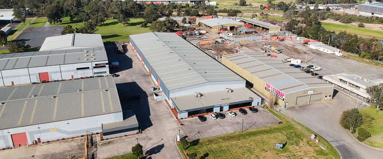 Factory, Warehouse & Industrial commercial property for lease at 2/333 Frankston Dandenong Road Dandenong VIC 3175