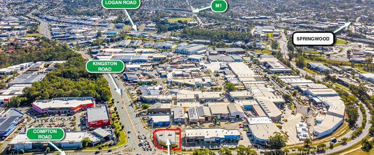 Factory, Warehouse & Industrial commercial property for lease at 138-142 Kingston Road Underwood QLD 4119