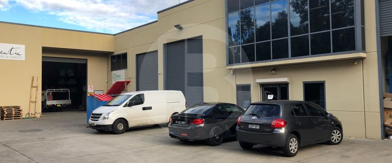 Factory, Warehouse & Industrial commercial property for lease at 2/12 TOLLIS PLACE Seven Hills NSW 2147