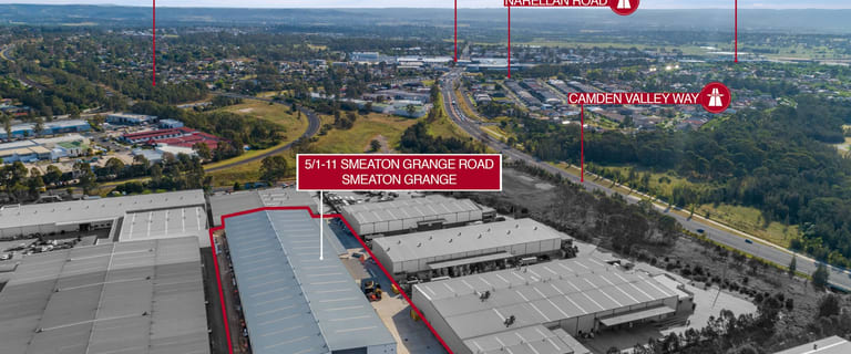 Factory, Warehouse & Industrial commercial property for lease at 6/1-11 Smeaton Grange Road Smeaton Grange NSW 2567