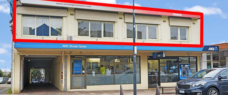 Shop & Retail commercial property for lease at Suite 3, Level 1, 72 The Terrace Ocean Grove VIC 3226