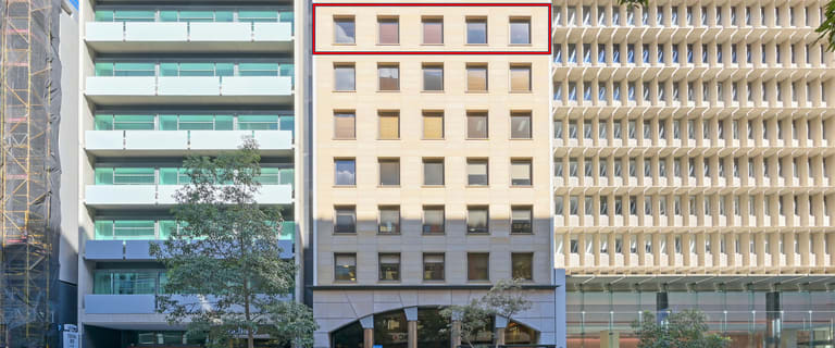 Offices commercial property for lease at 189 St Georges Terrace Perth WA 6000
