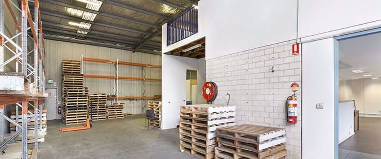 Factory, Warehouse & Industrial commercial property for lease at 53-57 Burrows Road Alexandria NSW 2015