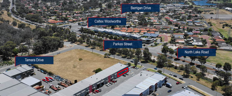 Factory, Warehouse & Industrial commercial property for lease at 13/9 Parkes Street Cockburn Central WA 6164