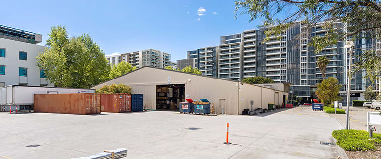 Factory, Warehouse & Industrial commercial property for lease at 34-38 Kent Road Mascot NSW 2020